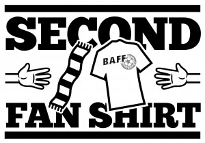 SecondFanShirt