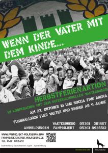 Plakatentwurf VaterKind221015